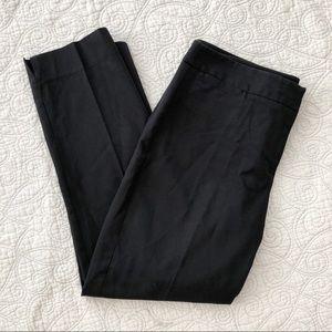 Talbots Signature Fit Black Career Pants